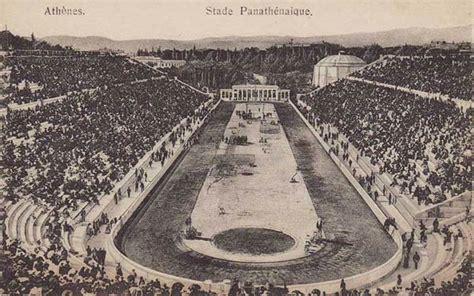premiers jeux olympiques modernes creation des jeux olympiques modernes photos dinosoria