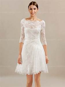 short lace wedding dresses oasis amor fashion With cute short wedding dresses
