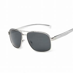 Aluminum Magnesium Brand New Polarized Men's Sunglasses ...