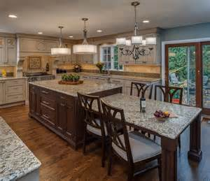 eat at kitchen island eat in kitchen large island traditional kitchen other metro by emery design woodwork