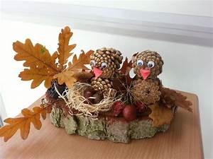 Bastelideen Herbstdeko Raum Und Mbeldesign Inspiration