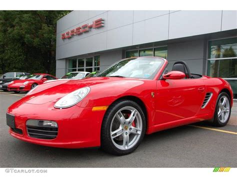 guards red porsche 2005 guards red porsche boxster s 12425490 gtcarlot com