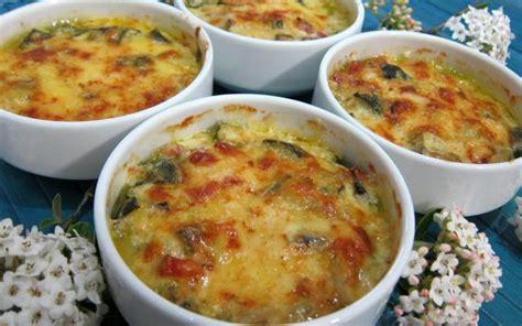 cuisine de l etudiant recette gratin de courgettes de mamie pas chère et simple