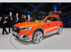 Audi Q2 Debuts in Geneva You Hate It, but They'll Sell a