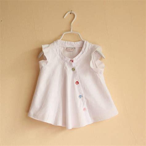 baby girl summer tshirt cotton  shirt cute kids