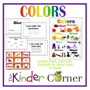 colors  group board  pinterest preschool color