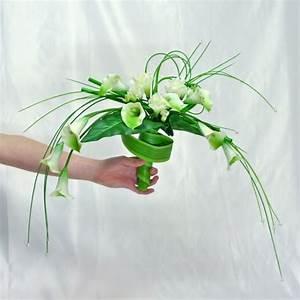 Bouquet Fleurs Blanches : bouquet de fleurs original original bridal bouquet of ~ Premium-room.com Idées de Décoration