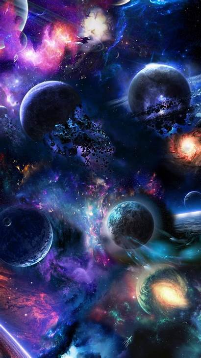 Space Phone Background Amazing Wallpapers 4k Abstract