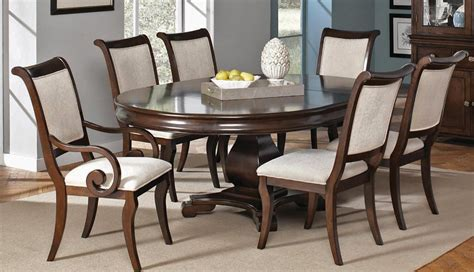 harris traditional dining table set