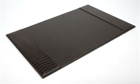 leather desk blotters and accessories faux leather desk blotter in desk accessories