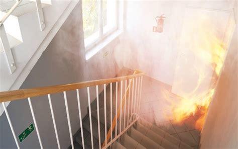 Fire-alarm-stairway