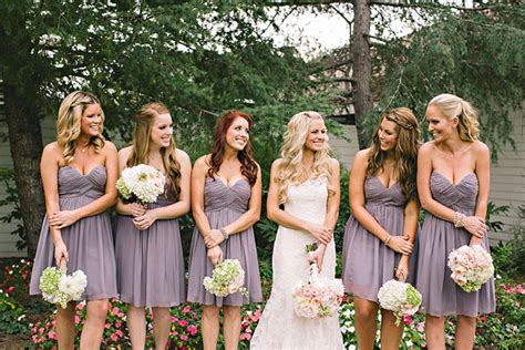 Barn Wedding Dresses : Pink And Ivory Vintage Barn Wedding