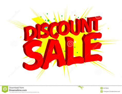 discount sale stock images image