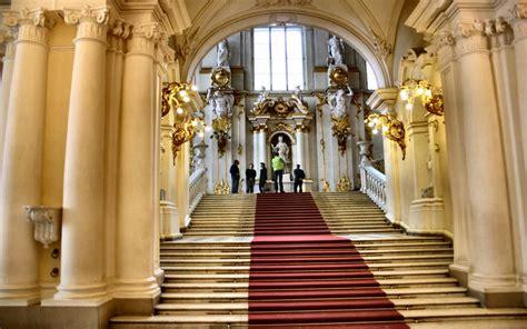 hermitage  winter palace st petersburg russia jordan