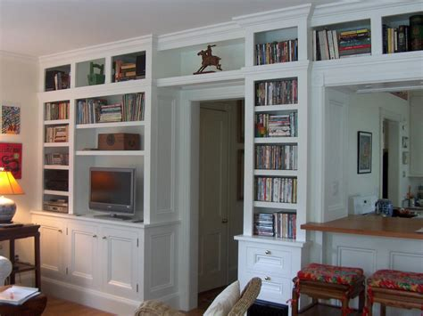 Wood Bookcase Kits by 15 Best Ideas Of Built In Bookcase Kits