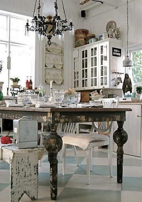 cuisine r駭ovation rénovation cuisine décorer une cuisine shabby chic élégante