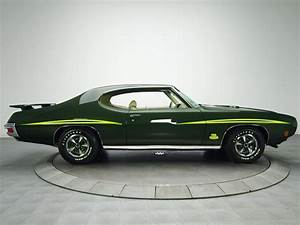 1970  Pontiac  Gto  Judge  Hardtop  Coupe  4237  Muscle