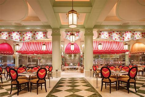 21 Things You Need To Know About The Renovated Buffet At