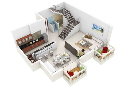 2 bhk flat design duplex home plans and designs homesfeed