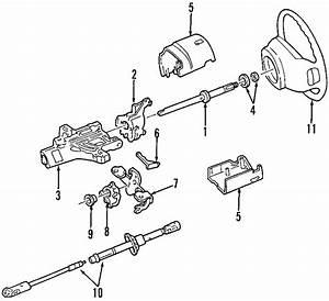 2003 Ford Explorer Steering Shaft Washer  Upper  Wheel