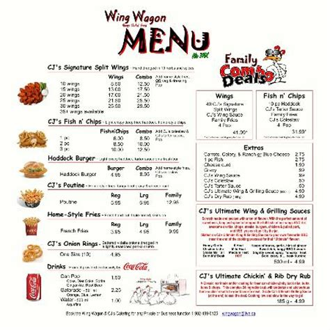 99 5 phone number wing wagon lower sackville restaurant reviews phone