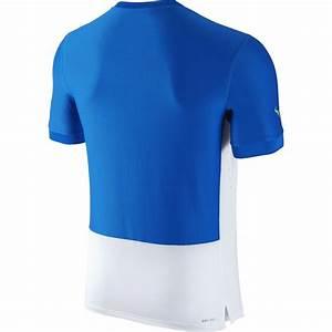 Nike Mens Challenger Premier Rafa Crew - White/Soar/Green ...