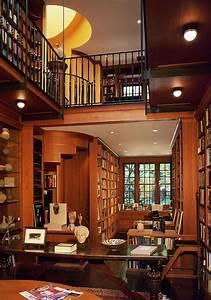 Allan Greenberg  Private Library  Interior Refit