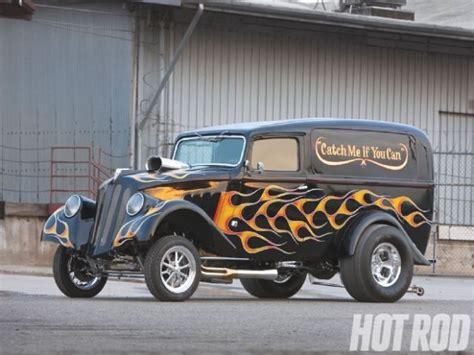 1933 Willys Sedan Delivery Gasser Hot Rod