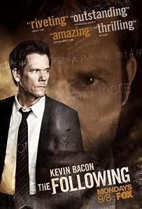U0026 39 The Following U0026 39   Kevin Bacon Featured In New Creepy Key