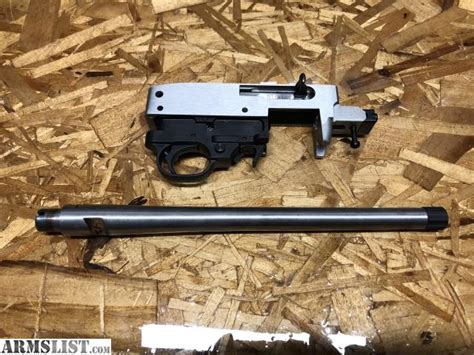 Armslist For Sale New Ruger 1022 Receiver Complete