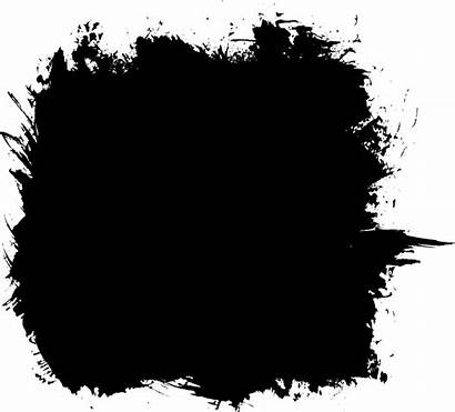 Grunge Transparent Square Paint Squares Splatter Microsoft