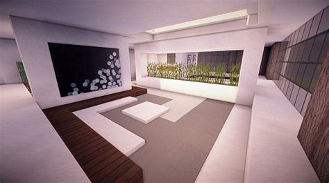 fusion  modern concept mansion minecraft house design
