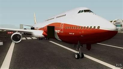 747 Boeing Intercontinental Gta Andreas San American