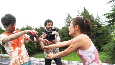 japanese zombie film  cut   deads success