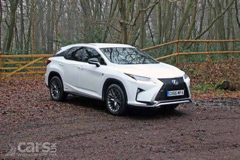 lexus f sport lexus rx 450h f sport review 2017 cars uk