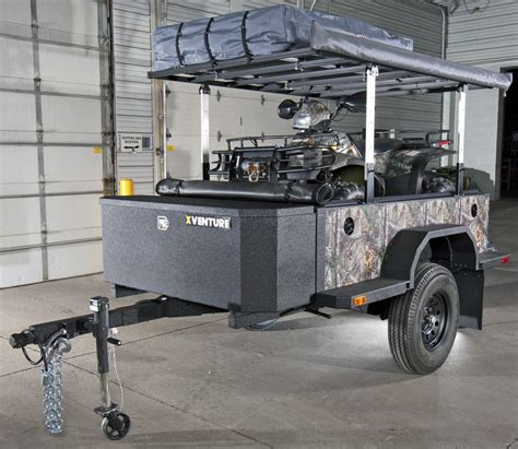 offroad trailer extreme ly comfortable cing 13 rugged off road