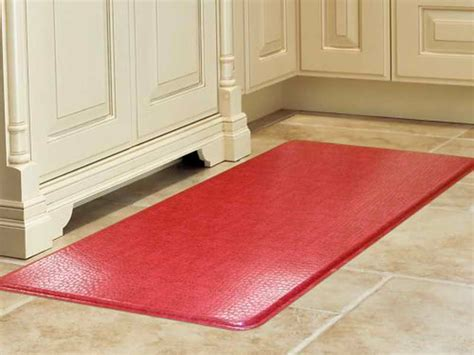Kitchen  Red Kitchen Floor Mats Designer Kitchen Floor