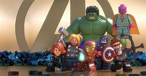 LEGO Marvel Super Heroes 2 Wallpapers Images Photos ...