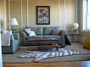 Graues Sofa Welche Wandfarbe : wohnzimmer streichen 106 inspirierende ideen ~ Bigdaddyawards.com Haus und Dekorationen