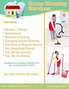 Cleaning flyers ideas bing images moms stuff pinterest for Cleaning flyer