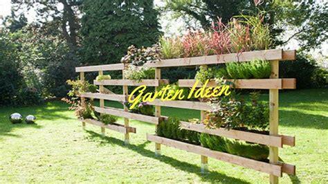 Ideen Fuer Die Gartengestaltung by Garten Ideen