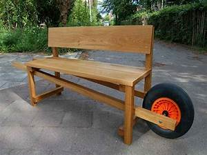patio bench seating ideas landscaping gardening ideas With unusual homemade furniture