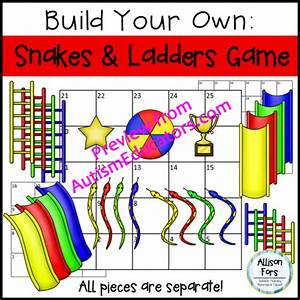 build your own snakes and ladders board game With make your own snakes and ladders template