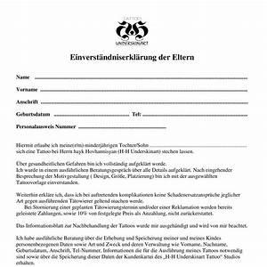 Einverständniserklärung Eltern Arbeit : einverst ndniserkl rung der docdroid ~ Haus.voiturepedia.club Haus und Dekorationen