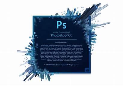 Photoshop Cc Adobe Lightroom Splash Screen Software