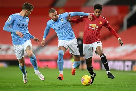 Man United player ratings vs Man City: Shaw shines but ...