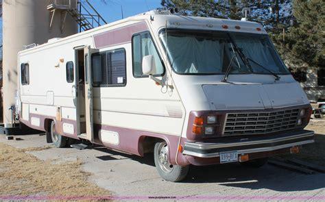 1987 Chevrolet P30 Mobile Traveler 31' Motorhome Item