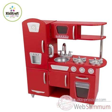 cuisine jouer cuisine vintage kidkraft 53179 dans cuisine enfant