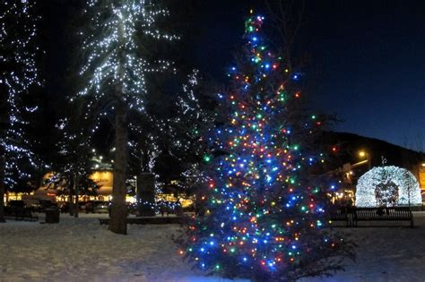 Hundred Days Holiday Season In Jackson Hole Comes To Life