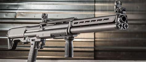 Kel-tec Ksg-25 Shotgun